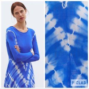 NWT • Zara • Knit Tie Dye Dress